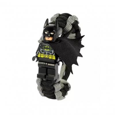 Gevlochten armband batman