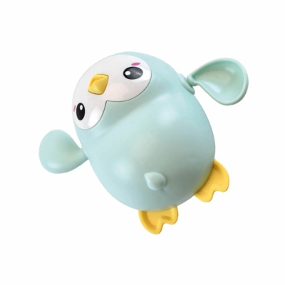 Badspeelgoed pinguïn mint