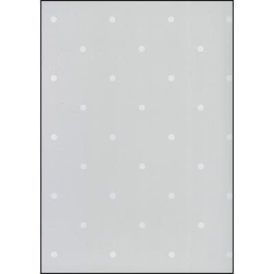 Fabulous World Behang Dots grijs 67105-1