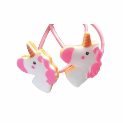 Elastiekjes unicorn hoofdjes