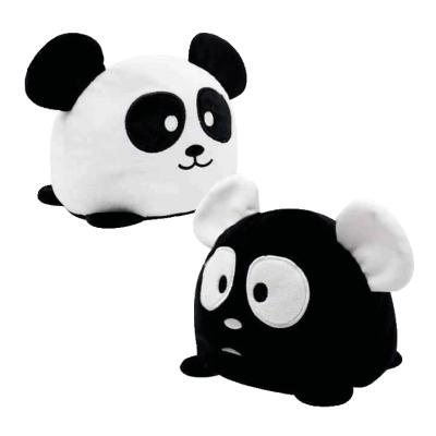 Panda knuffel omkeerbaar
