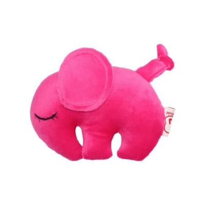 Piepspeeltje olifant fuchsia