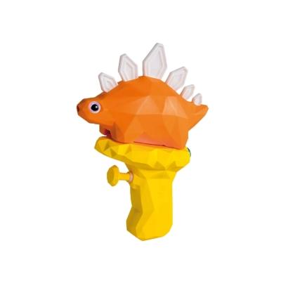 Waterpistool dino oranje