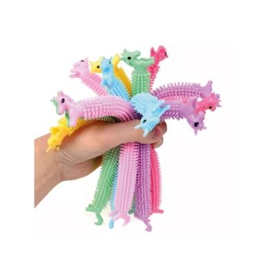 Squeezy anti-stress armbanden unicorn