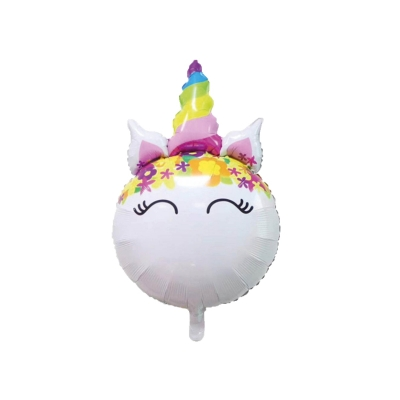 Ballonnen helium XXL unicorn