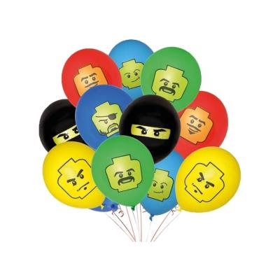 Ballonnen lego set