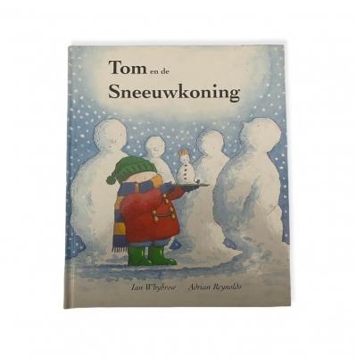 Boek Tom en de sneeuwkoning