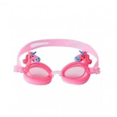 Unicorn duikbril roze