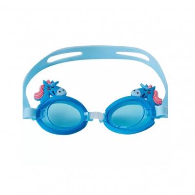 Unicorn duikbril blauw