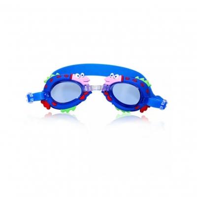 Visjes duikbril blauw
