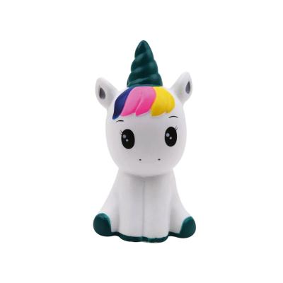 Squeezy unicorn groen