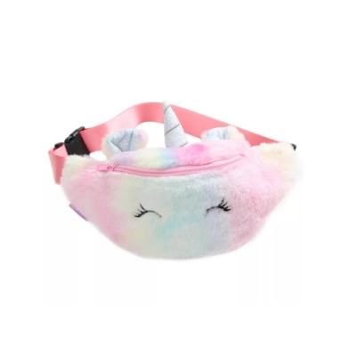 Heuptasje unicorn roze