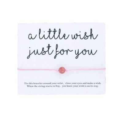 Wenskaart little wish