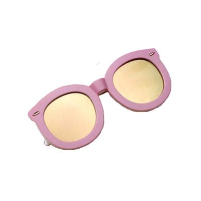 Zonnebril kinderen roze